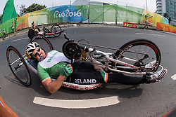 SLEVIN Declan, H3, IRL, Cycling, Road Race à Rio 2016 Paralympic Games, Brazil