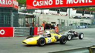 Grand Prix de Monte Carlo Historic 2012, Sidney Hoole,  Climax, Cooper T66, Emeryson F1 Climax, Brian Ashby,