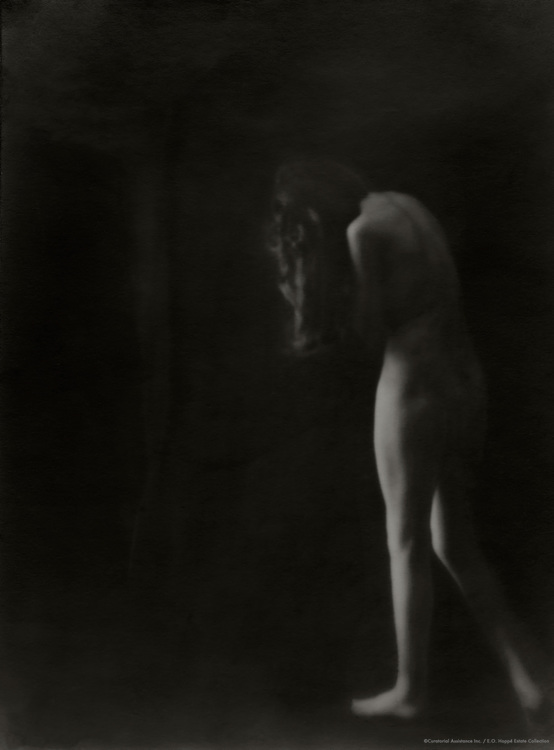 Nude study, model unknown, 1909