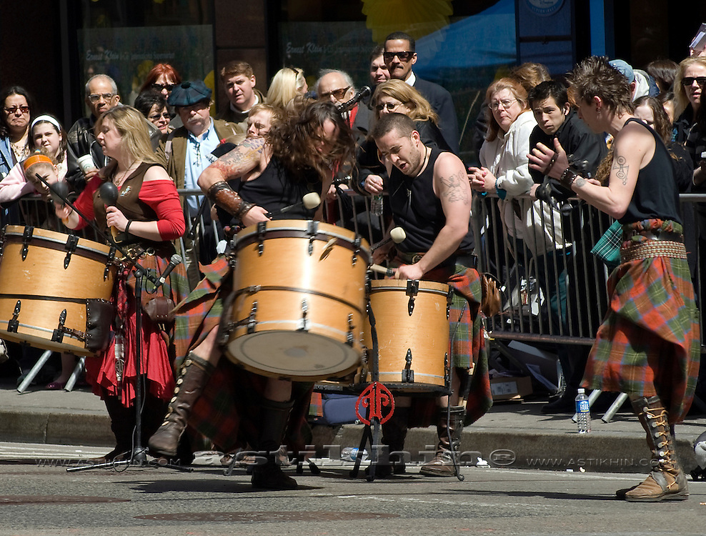 Tartan Day in Manhattan