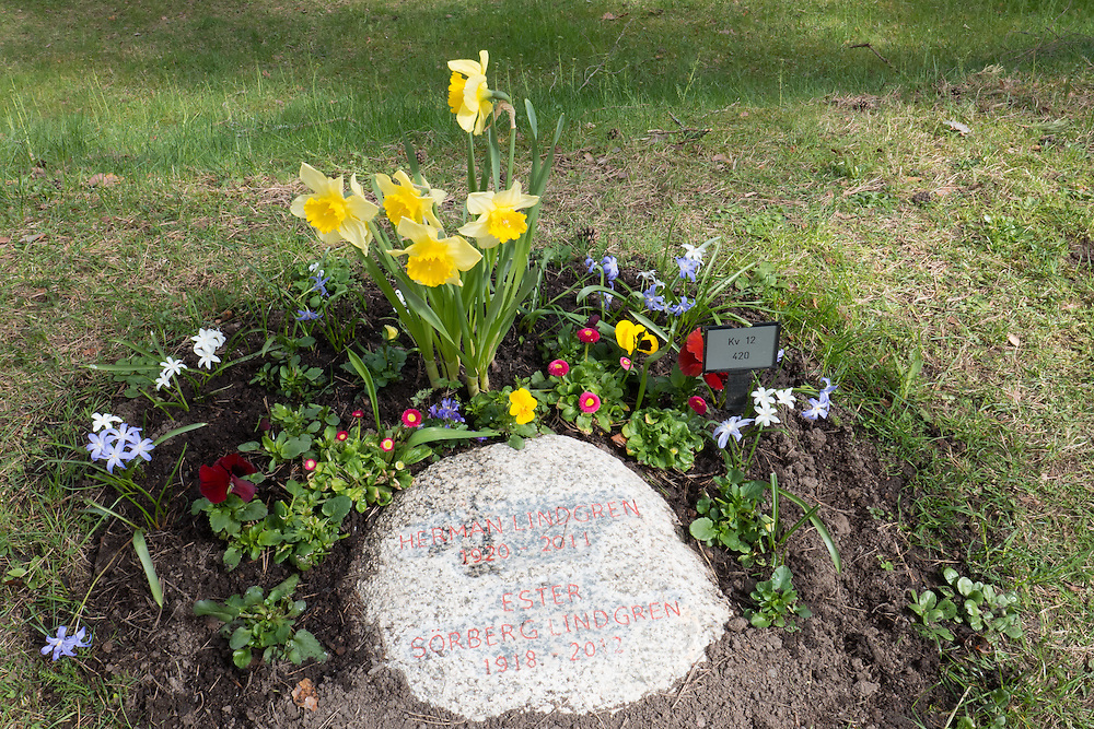 Fars och mors grav