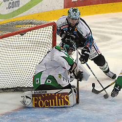 20120315: AUT, CRO, Ice Hockey - EBEL League 2011-2012, Semifinals, 5th Round