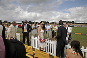 Susie Amy, Veuve Clicquot Gold Cup 2006. Final day. 23 July 2006. ONE TIME USE ONLY - DO NOT ARCHIVE  © Copyright Photograph by Dafydd Jones 66 Stockwell Park Rd. London SW9 0DA Tel 020 7733 0108 www.dafjones.com