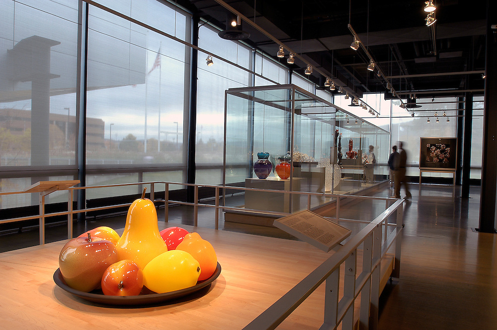 Glass Museum, Corning, NY, USA