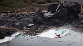 Kayaking Tofino Feb 2017