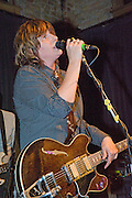 Amy Ray performing at Stubb's BBQ, Austin, Texas, January 20, 2009.