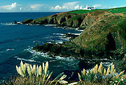 Lizard Lighthouse, Lizard Point, Cornwall, England