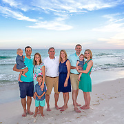 Nobbe Family Beach Photos