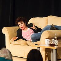 UK Jewish Comedy - Ruby Wax 01.12.2014