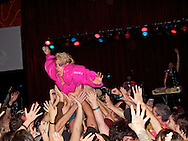 Peaches live at the Orange Peel in Ashville, NC on 11/11/09
