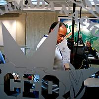 VENEZUELAN POLITICS / POLITICA EN VENEZUELA<br /> Director of Strategic Command of the Venezuelan Army, Caracas - Venezuela 2008 / Director del Comando Estrategico del Ejercito Venezolano, Caracas - Venezuela 2008<br /> (Copyright © Aaron Sosa)