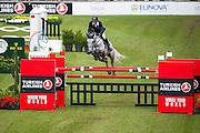 Sebastian Numminen - Cue Channa 42<br /> FEI European Championships Aachen 2015<br /> © DigiShots