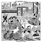 Our Japanneries. No. 5. The House of Lords.