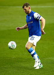 Tom Lees of Sheffield Wednesday - Mandatory by-line: Robbie Stephenson/JMP - 08/08/2017 - FOOTBALL - Hillsborough - Sheffield, England - Sheffield Wednesday v Chesterfield - Carabao Cup