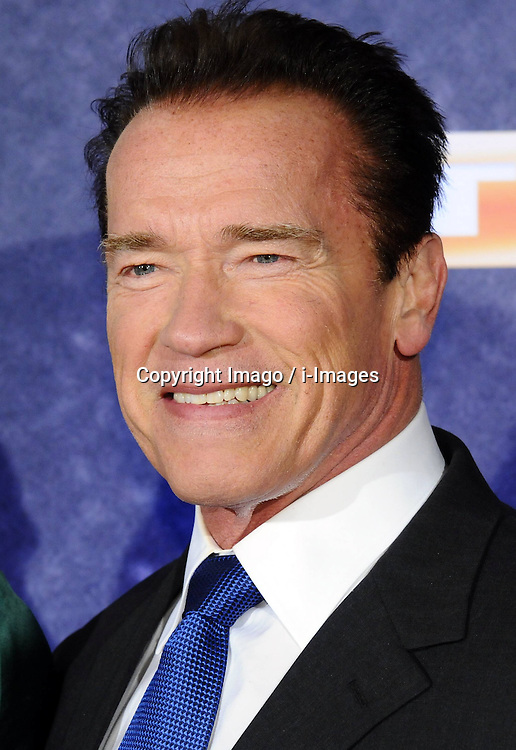Arnold Schwarzenegger during The Last Stand Film premiere, Cologne, GERMANY, January 21, 2013. Photo by Imago / i-Images...UK ONLY