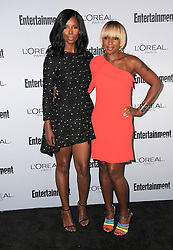 Mary J. Blige, Tasha Smith bei der 2016 Entertainment Weekly Pre Emmy Party in Los Angeles / 160916<br /> <br /> ***2016 Entertainment Weekly Pre-Emmy Party in Los Angeles, California on September 16, 2016***