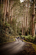 On the outside, looking back:<br />