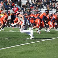 Football: Wheaton College (Illinois) Thunder vs. Carthage College Red Men