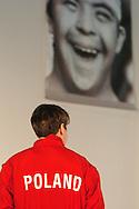 n/z.: Polska Reprezentacja - Olimpiady Specjalne podczas oficjalnego wreczenia nominacji olimpijskich w Centrum Olimpijskim w Warszawie. Polski Komitet Olimpijski ( PKOl ) , Polska , Warszawa , 20-02-2005 , fot.: Adam Nurkiewicz / mediasportl..Delegation of Special Olympics Poland during nomination ceremony and official goodbye in Olympic Centre in Warsaw. February 20, 2005 , Poland , Warsaw ( Photo by Adam Nurkiewicz / mediasport )