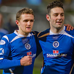 Dunfermline v Stranraer   Scottish Cup Fourth Round    9 December 2014