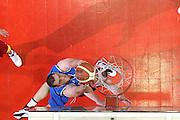 DESCRIZIONE : Firenze I&deg; Torneo Nelson Mandela Forum Italia Macedonia<br /> GIOCATORE : Andrea Crosariol<br /> SQUADRA : Nazionale Italiana Uomini <br /> EVENTO : I&deg; Torneo Nelson Mandela Forum Italia Macedonia<br /> GARA : Italia Macedonia<br /> DATA : 16/07/2010 <br /> CATEGORIA : tiro schiacciata special<br /> SPORT : Pallacanestro <br /> AUTORE : Agenzia Ciamillo-Castoria/GiulioCiamillo<br /> Galleria : Fip Nazionali 2010