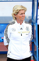 Fifa Womans World Cup Canada 2015 - Preview //<br /> Algarve Cup 2015 Tournament ( Vila Real San Antonio Sport Complex - Portugal ) - <br /> Germany vs Sweden 2-4   - Silvia Neid - Coach of Germany