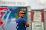 Tim Tebow Press Conference At Steinbrenner Field - 10 Aug 2017