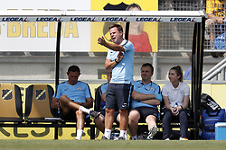 EDS Team Manchester Citycoach Paul Harsley during the Pre-season Friendly match between NAC Breda and EDS Team Manchester City at Rat Verlegh stadium on August 04, 2018 in Breda, The Netherlands