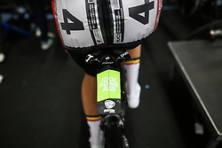 March 2, 2019 - Pruszkow, Poland - Lindsay De Vylder of Belgium competes on day four of the UCI Track Cycling World Championships held in the BGZ BNP Paribas Velodrome Arena on March 02 2019 in Pruszkow, Poland. (Credit Image: © Foto Olimpik/NurPhoto via ZUMA Press)