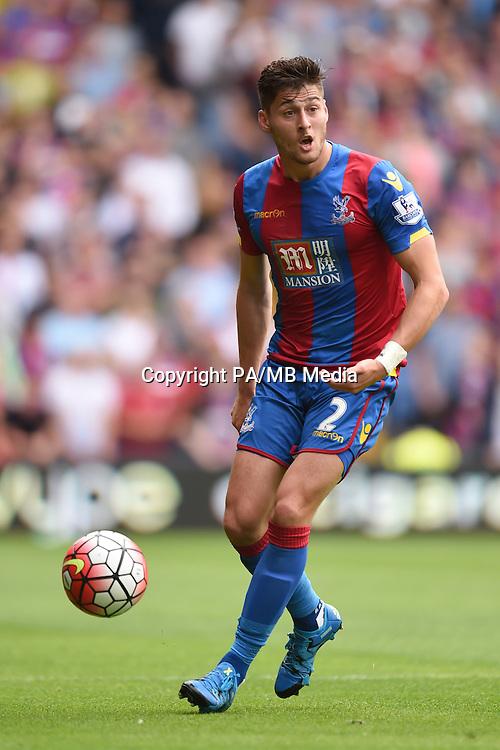 Crystal Palace's Joel Ward