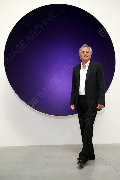 09.OCTOBER.2012. LONDON<br /> <br /> LAUNCH OF NEW ANISH KAPOOR EXHIBITION AT LISSON GALLERY, LONDON<br /> <br /> BYLINE: EDBIMAGEARCHIVE.CO.UK<br /> <br /> *THIS IMAGE IS STRICTLY FOR UK NEWSPAPERS AND MAGAZINES ONLY*<br /> *FOR WORLD WIDE SALES AND WEB USE PLEASE CONTACT EDBIMAGEARCHIVE - 0208 954 5968*