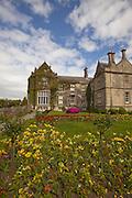 Muckross House in Kilarney Ireland.