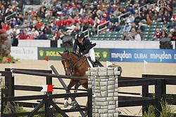 FAGERSTROM Nina, Wivina<br /> Kentucky - Alltech FEI WEG 2010<br /> /