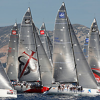 AUDI MED CUP 2009 IN MARSEILLE