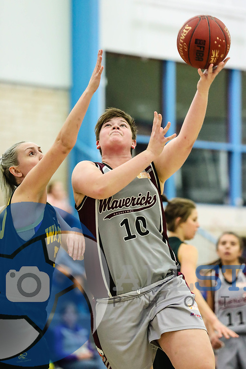 06/05/2017 Round 6:  Eastern Maverick vs Woodville Warriors at the Adelaide Hills Rec Centre. Photos By AllStar Photos.