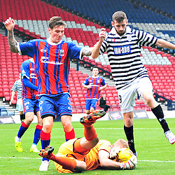 Queens Park v Elgin City | Petrofac Cup | 10 October 2015