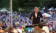 Jesse S Capel is this years guest conductor of The Symphony of the Mountains at the Chetola Resort in Blowing Rock NC