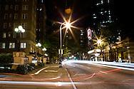 Midtown in downtown Atlanta Georgia.