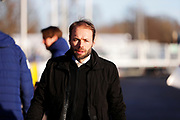 UPPSALA, SWEDEN - APRIL 18: Andreas Alm, head coach of BK Hacken during the Allsvenskan match between IF Sirius FK and BK Hacken at Studenternas IP on April 18, 2018 in Uppsala, Sweden. Photo by Nils Petter Nilsson/Ombrello ***BETALBILD***