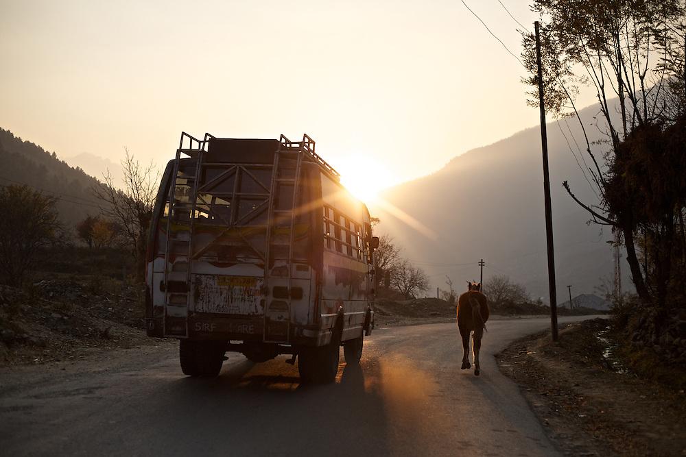 Sonmarg, Jammu and Kashmir, India