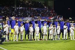 October 12, 2018 - Rouen, France - Presentation equipe France (Credit Image: © Panoramic via ZUMA Press)