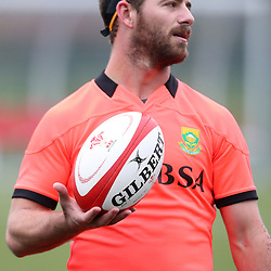 CARDIFF, WALES - NOVEMBER 26: Willie le Roux during the South African national rugby team training session at Cardiff Arms Park on November 26, 2014 in Cardiff, Wales. (Photo by Steve Haag/Gallo Images)