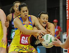Wellington-Netball, ANZ Championships, Pulse v Vixen
