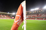 General view of the ground before the EFL Sky Bet Championship match between Nottingham Forest and Middlesbrough at the City Ground, Nottingham, England on 10 December 2019.