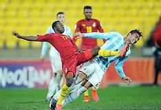 Wellington-Football, Under 20 World Cup, Argentina v Ghana