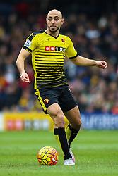 Nordin Amrabat of Watford - Mandatory byline: Jason Brown/JMP - 27/02//2016 - FOOTBALL - Vicarage Road - Watford, England - Watford v Bournemouth - Barclays Premier League