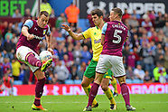 Aston Villa v Norwich City 19/08/2017
