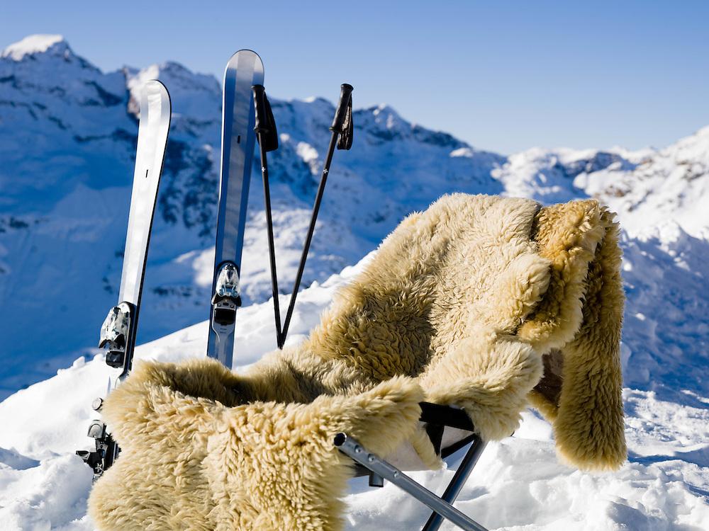 Skistation Diavolezza, Engadin, St.Moritz