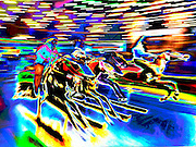 Horse racing movement