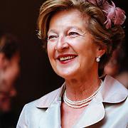 ITA/Parma/20120929- Doop prinses Luisa Irene, Ank Gualtherie van Weezel